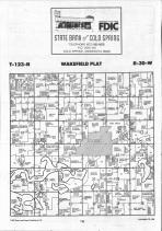 Map Image 077, Stearns County 1992
